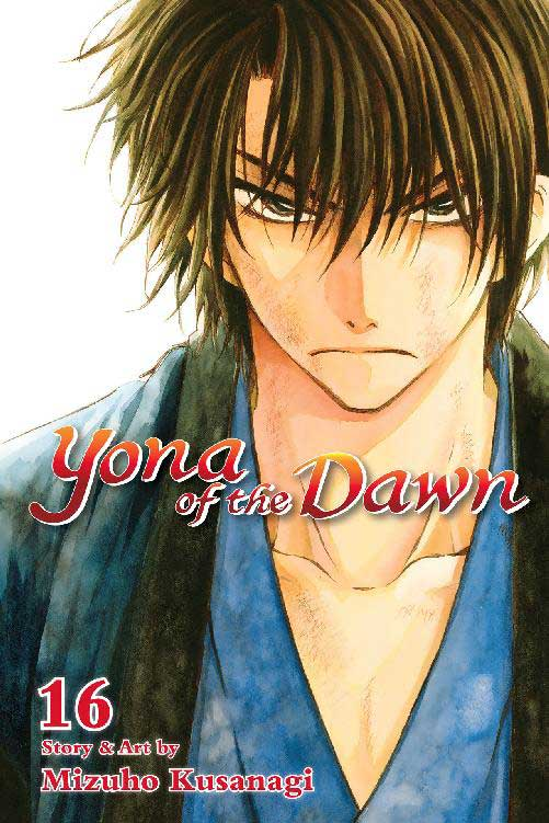 Yona of the Dawn Volume 16 cover