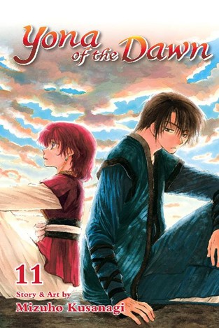 Yona of the Dawn Volume 11 cover