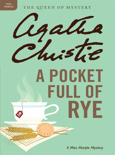 A Pocket Full of Rye Cover