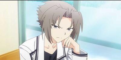 Yoshino Haruhiko angry
