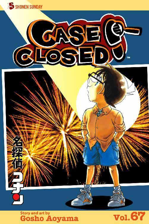 Case Closed Volume 67 cover