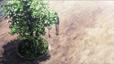 Kakeru with girl