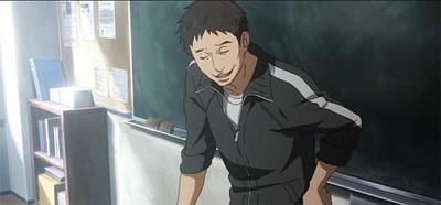 Naho's teacher