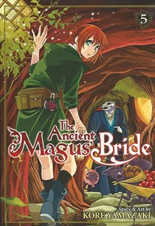 The Ancient Magus Bride Volume 5 cover