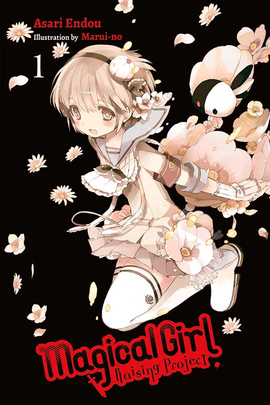 Magical Girl Raising Project Volume 1 cover