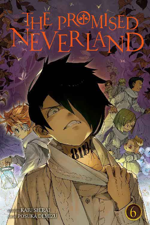 The Promised Neverland Volume 6 cover