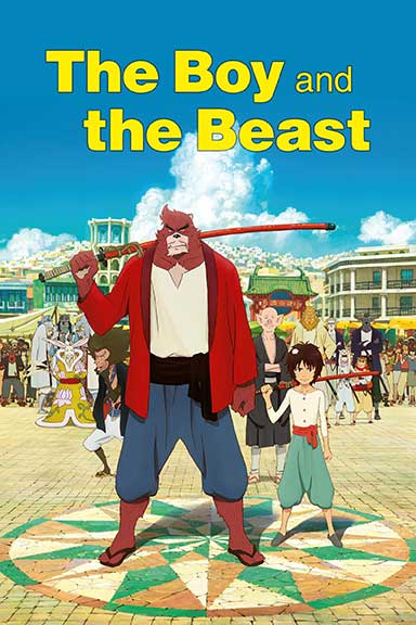 The Boy and the Beast cover