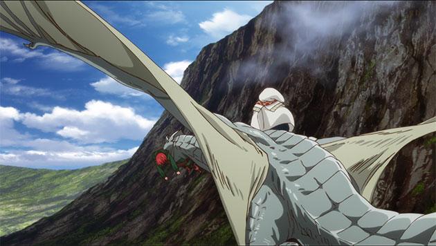 chise captured by dragon caretaker