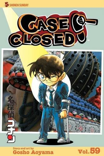 Detective Conan Volume 59 cover