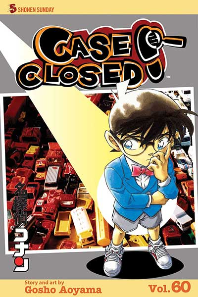 Case Closed Volume 60 cover