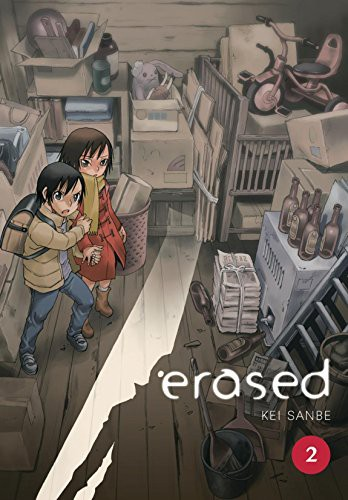 Erased Volume 2 cover