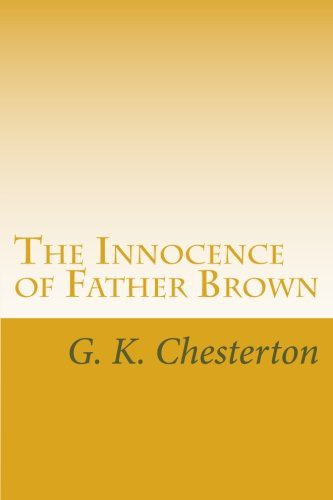 The Innocence of Father Brown Cover
