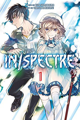 In/Spectre Volume 1 cover