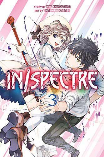 In/Spectre Volume 3 cover