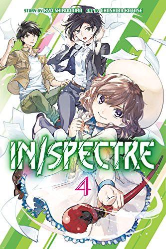 In/Spectre Volume 4 cover