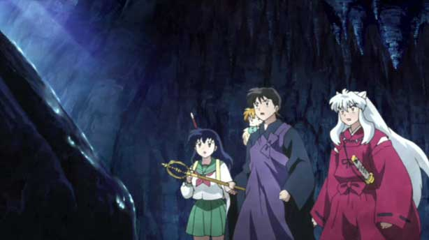 Anime Review: Inuyasha: The Final Act Episode 2
