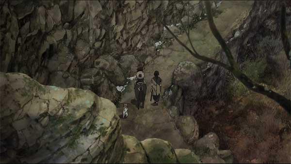 Kotaro's group traveling