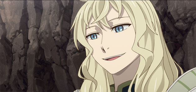 Lindel, the dragon caretaker.