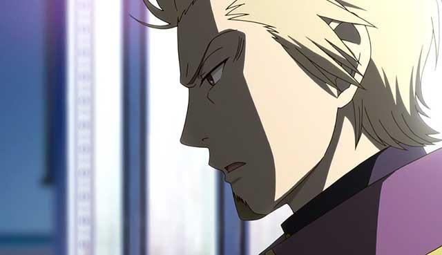 Marquis Haruka not pleased with Shirayuki's presence