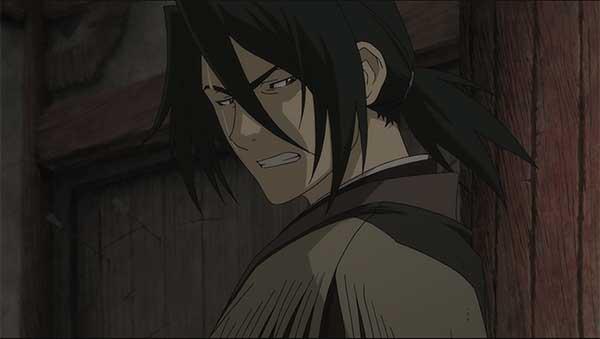 Nanashi irritated