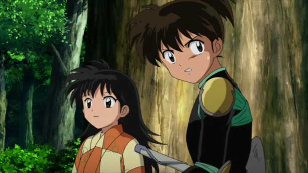anime review  inuyasha  the final act episode 14