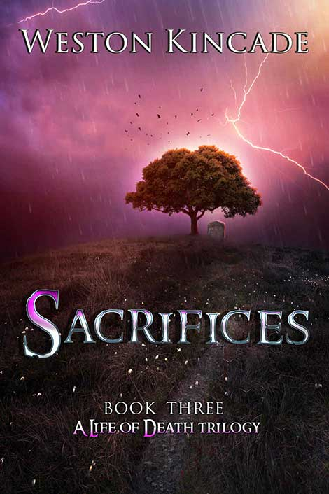 Sacrifices, A Life of Death 3, cover