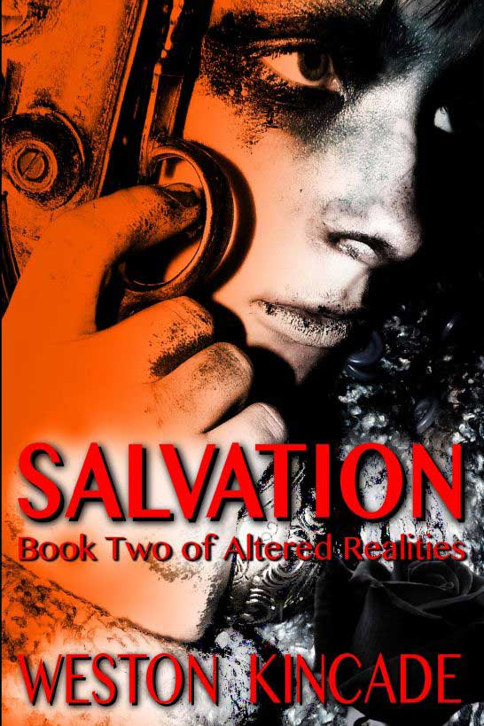 Weston Kinade's Salvation cover art