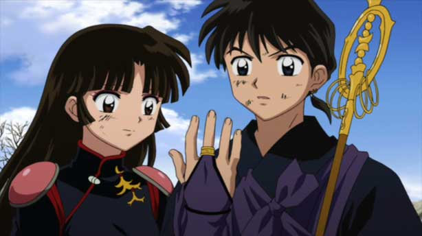 Anime Review Inuyasha The Final Act Episode 25 Bryce S Blog