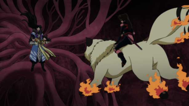 Anime Review: Inuyasha: The Final Act Episode 23