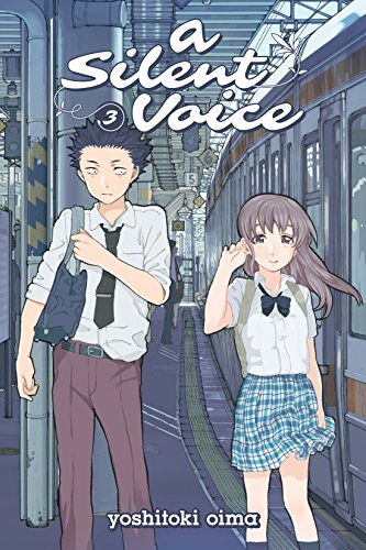 A Silent Voice Volume 3 cover