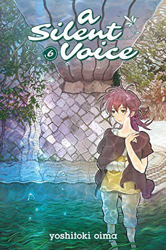 A Silent Voice Volume 6 cover