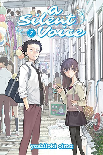 A Silent Voice Volume 7 cover