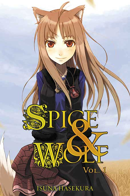 Spice & Wolf Volume 1 cover