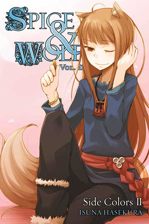 Spice & Wolf Volume 11 cover