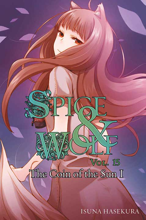 Spice & Wolf Volume 15 cover