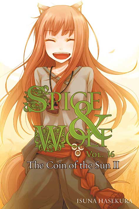 Spice & Wolf Volume 16 cover