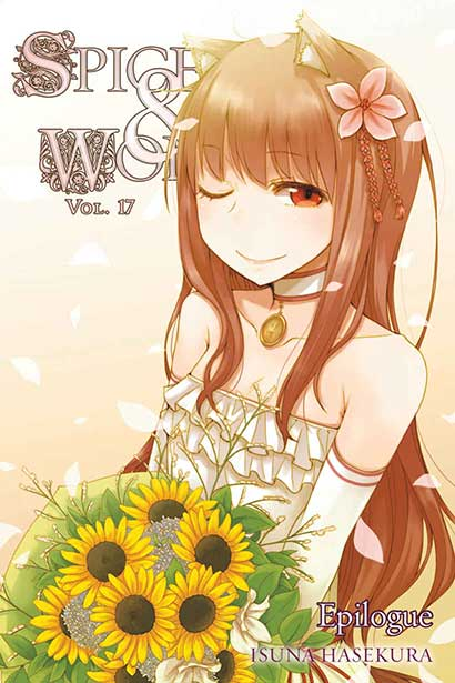 Spice & Wolf Volume 17 cover