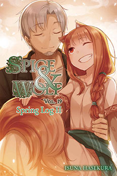 Spice & Wolf Volume 19 cover