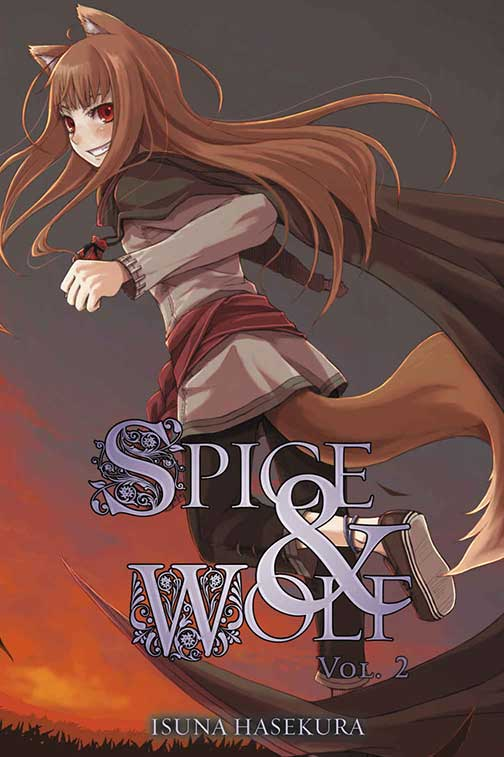 Spice & Wolf Volume 2 cover