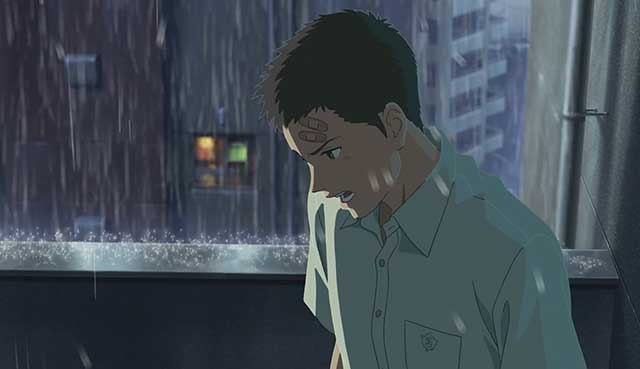 Takao angry with Yukino