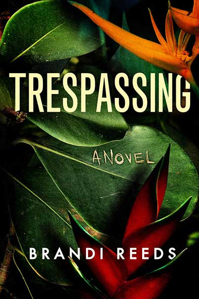 Trespassing: A Novel cover