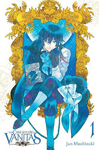 The Case Study of Vanitas Volume 1 cover