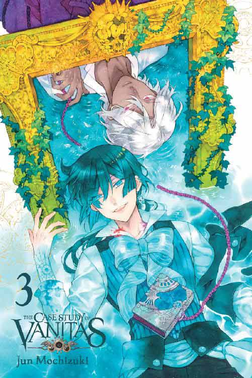 The Case Study of Vanitas Volume 3 cover
