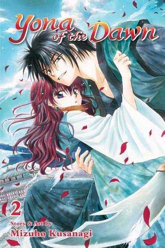 Yona of the Dawn Volume 2 cover