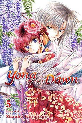 Yona of the Dawn Volume 5 cover