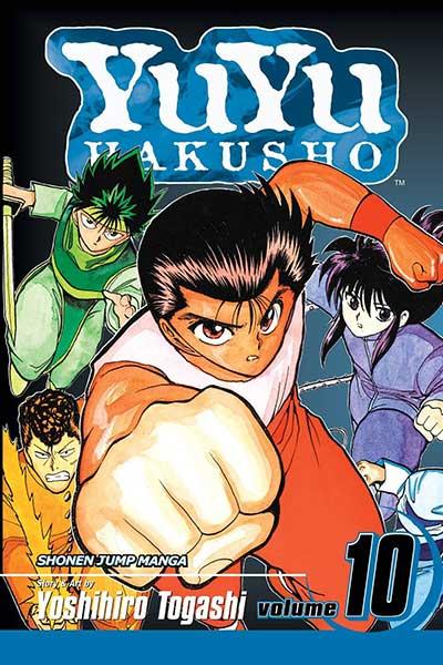 Yu Yu Hakusho Volume 10