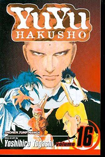 Yu Yu Hakusho Volume 16 cover