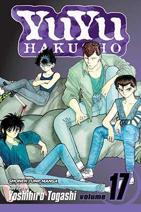 Yu Yu Hakusho Volume 17