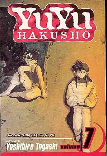 Yu Yu Hakusho Volume 7