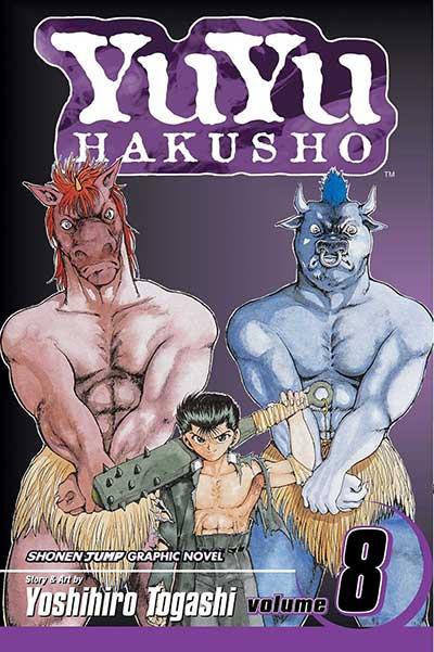 Yu Yu Hakusho Volume 8